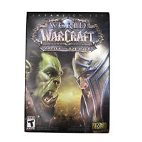 NEW World of Warcraft Expansion Set Battle for Azeroth PC Computer Game
