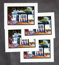 Halloween at The General Store - Note Cards