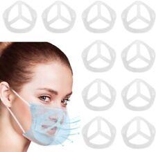 20Pcs 3D Face Masks Bracket Support Breathing Assist Separate Inner Stand Holder