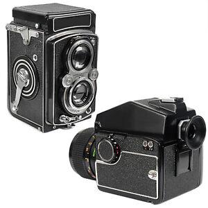 Kompletter Austausch der Lichtdichtungen an Mamiya Kameras