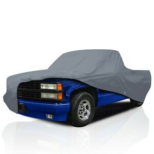 Truck Cover for 1981 Chevy C/K Series STD Cab Dually UV Protection Full Coverage