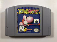 Yoshi's Story N64 (Nintendo 64, 1998) AUTHENTIC - Tested - Fast Free Shipping