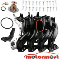 Intake Manifold w/Gaskets Kit For Ford 00-14 E150-E450 F150-350 Truck Upper 5.4L