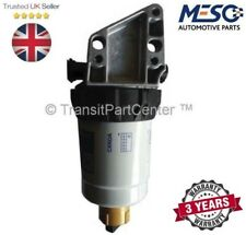 FUEL FILTER HOUSING AND FILTER FOR FORD TRANSIT MK5 2.5 DI TDI DIESEL 1997-2000