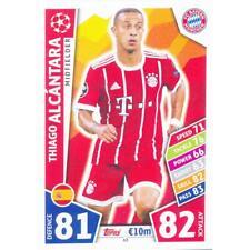 Champions League 17/18 - 63 - Thiago Alcantara - FC Bayern München