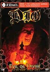 DIO Evil Or Divine Live In New York City DVD NEW (SEALED DVD)
