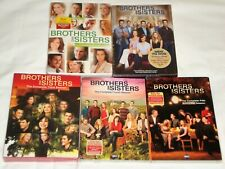 Brothers and & Sisters Seasons 1-5, Complete Series, DVD, Rob Lowe, New & Sealed