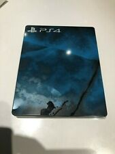"""""""Until Dawn"""" Limited Edition Steelbook PS4  Game"""