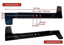 Rasentraktor Messer 102cm Mähwerk für MTD, Brill, Toro, Ventzki, Twin Cut