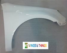 VOLKSWAGEN GOLF MK6 2009-12 DRIVER SIDE RIGHT WING PAINTED LB9A CANDY WHITE