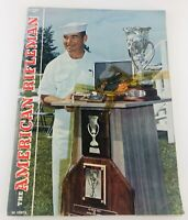 Vintage The American Rifleman Magazine October 1966 New Big Game Records