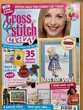 Cross Stitch Crazy Magazine 50 Halloween Designs Issue 116   BR589