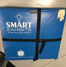 Smart Exhibit Tabletop Display Table Banner Carrying Cases Amp Lights