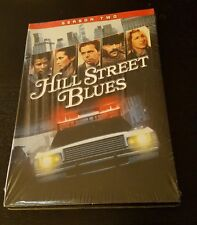 Hill Street Blues: Season Two (DVD, 2006) 2 classic 80s tv show series BRAND NEW