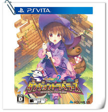 PSV SONY PlayStation VITA To Heart 2 Dungeon Travelers Japanese RPG Aqua Plus