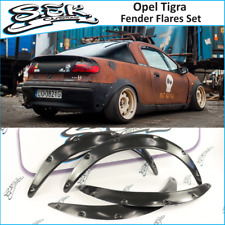 Opel Tigra Wide Body Fender Flares Set ,Wheel Arches Extension. 4 pcs Full Set