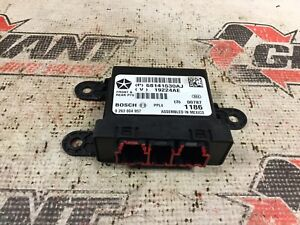 14 15 16 17 DODGE 1500 PICKUP DRIVER PARKING ASSIST CONTROL MODULE 68141530AJ