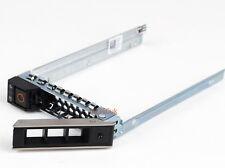 "2.5"" SAS SATA Hard Drive Tray Caddy DXD9H Dell R740 R740xd R440 R540 R940 R640"