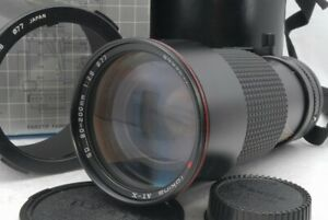 AsIs Tokina AT-X SD 80-200mm F 2.8 F/2.8 Lens For Canon FD *8403217