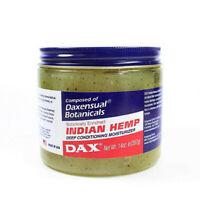 Dax Indian Hemp Botanically Enriched Deep Conditioning Moisturiser 397g