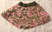 Faded Glory Girls Sz 3T Pink Camouflage Skirt ⏩⏩🆓 Shipping‼️