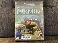 Pikmin (Nintendo GameCube, 2001) Black Label, Sealed (Brand New)