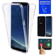 Coque Silicone Gel integral Galaxy S7 Samsung Transparent