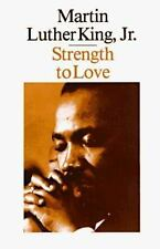 Strength to Love by King  Jr., Martin Luther