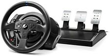 T300 RS GT Racing Wheel - PlayStation 4 : Metal pedals,clutch pedals adjustable