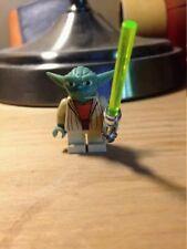 Yoda Mini figura Nuovo Venditore Regno Unito si adatta LEGO STARWARS STAR WARS AFFARE non ufficiale