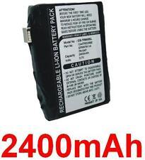 Batería 2400mAh tipo CA4TREO600 Para Palm Treo 600