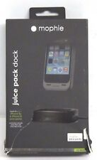 Mophie Juice Pack Dock - iPhone 5s/5/5SE - Black