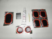 Flickzeug Schlauch Reparatur Set Ventura Fahrradflickzeug 10 Teile Nr 08920