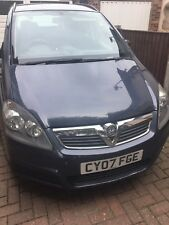 Vauxhall Zafira 2.2 Life automatic car SPARES OR REPAIRS!