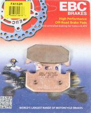 EBC - FA152R - R Series Long Life Sintered Brake Pads-KDX 200-XT250