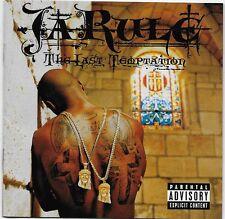 The Last Temptation [PA] by Ja Rule CD 2002 Def Jam USA