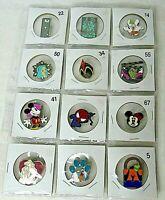 Walt Disney World Land Limited Edition Mickey Princess Spiderman Pins Lot 12