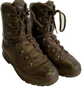 Haix Cold Wet Weather - Size 9M - Grade 1 Used - Genuine Issue - SV1308