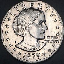 1979-S Susan B. Anthony Dollar DDR-Like Strike Doubling SBA $1 Error