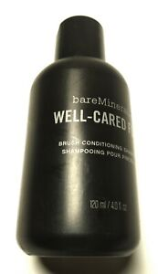 Bareminerals Well-Cared For Brush Conditioning Shampoo 4 fl oz 120 ml. New