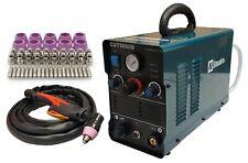 "PLASMA CUTTER 50 CONS Simadre 5000D 50 Amp 110/220V 1/2"" taglio pulito 60A Torcia"