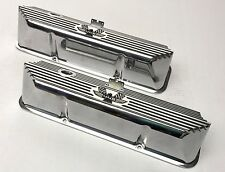 Brand New Ford FE 445 American Eagle Deep Engraved Polished Valve Covers
