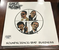 "Souls Of Mischief Soundscience/ Bad Business 2001 Heiro 12"" Vinyl Record"