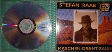 Stefan Raab Maschendrahtzaun Maxi CD