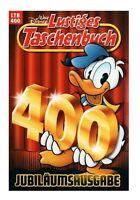 Lustiges Taschenbuch LTB   Band Nr. 400 - Jubiläumsausgabe   Walt Disney   Neu!!