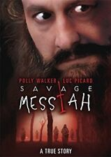 Savage Messiah (DVD, 2007) Thriller - Region 4