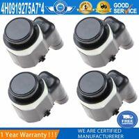 4PCS PDC Parking Sensor 4H0919275A For Audi A4 A5 A6 A7 A8 Q3 Q5 Q7 TT VW Seat