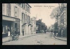 France ROBINSON Rue de Malabry early motorbike c1910/20s PPC