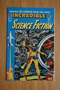 EC Reprint Incredible Science Fiction #11 (May,1995) Modern Age Comic