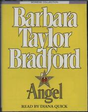 ANGEL by Barbara Taylor Bradford ~ Two-Cassette Audiobook